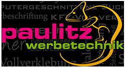 Paulitz Werbetechnik Logo